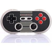8BitDo N30 PRO Manette de jeu bluetooth style Nintendo NES/SNES compatible Android, PC, Windows, MAC