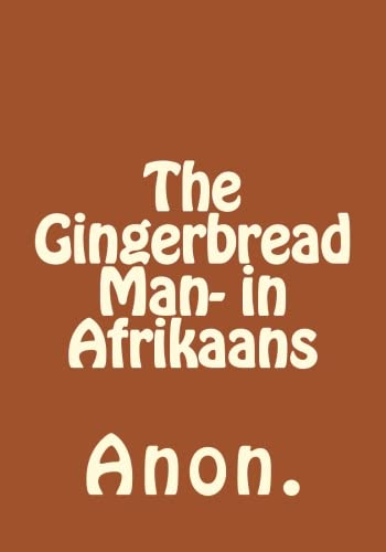 The Gingerbread Man- in Afrikaans (Afrikaans Edition) ebook