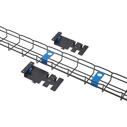 Black Vertical Basket Flex Tray 4X2