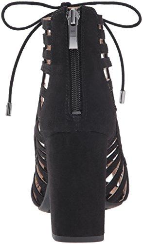 Franco Sarto Women's L-Emira Dress Sandal Black WepyVQVUR