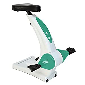 Sit N Cycle Dorothy Hamill Deluxe Low Resistance Exercise Bike (Aqua)