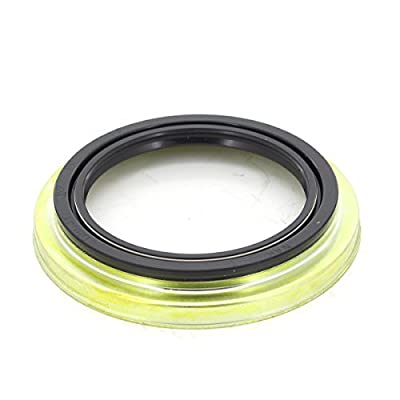 WJB WS710570 Oil and Wheel Seal Replaces 710570: Automotive [5Bkhe0907989]