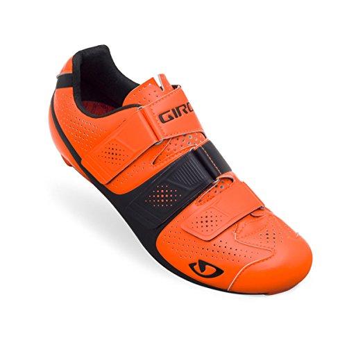 Giro Prolight SLX II Rennradschuhe Herren weiß Schwarz / Orange
