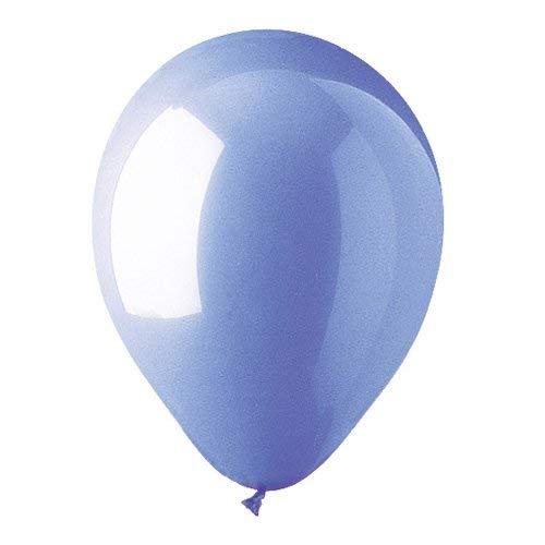 (CTI Balloons latex balloons 912117 Standard Periwinkle 12