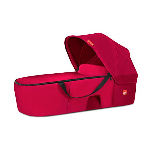 gb carry cot TO GO for gb Pockit Plus and gb Qbit Plus CHERRY RED