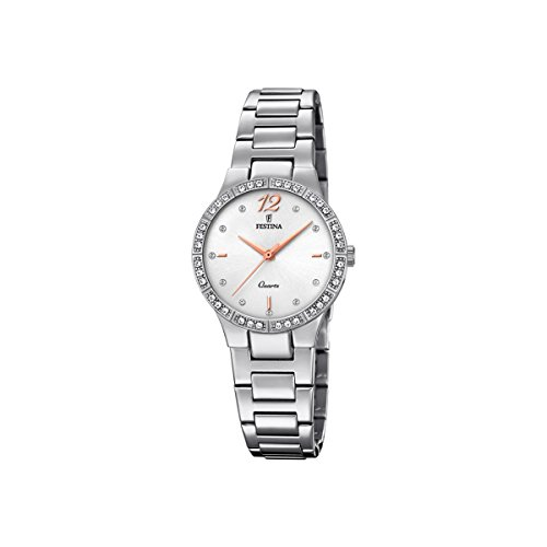 Festina Mademoiselle F20240/1 Wristwatch for women Design Highlight