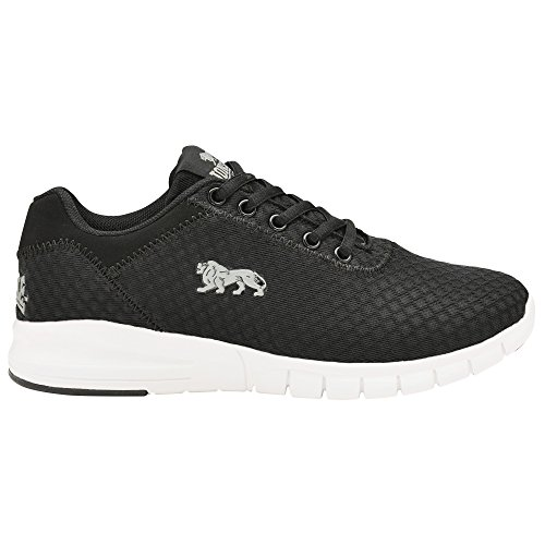 Trainers Beetroot up Mesh Lace Lonsdale Tydro Womens Pink Ladies x6qYapf