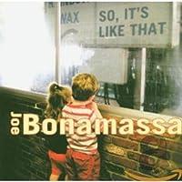 Joe Bonamassa - So, It S Like That