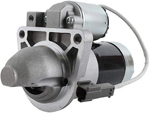 Titan 2007 2008 2009 2010 07 08 09 10 5.6 5.6L //23300-ZJ50A //M1T30571 M1T30571ZC DB Electrical SMT0337 New Starter for Nissan Armada 2007 2008 2009 07 08 09 5.6 5.6L