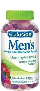 Vitafusion Men's Gummy Vitamins 650 Count , Vitafusion-htf3 by Vitafusion