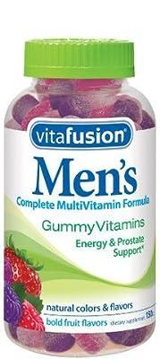 Vitafusion Men's Gummy Vitamins 660 Count , Vitafusion-y7