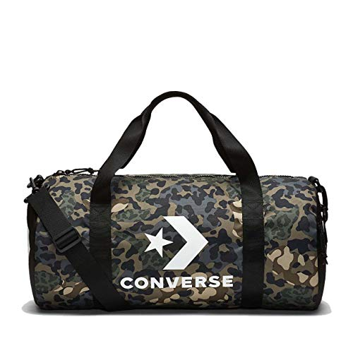 Price comparison product image Converse Sport Duffel Bag (Army Camo,  One Size)