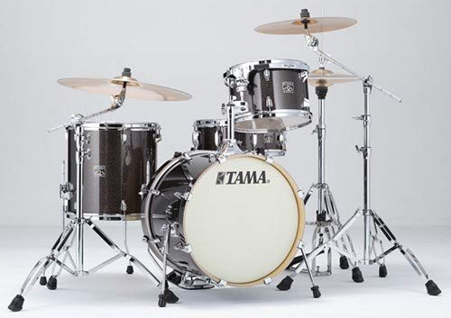 Tama Superstar Classic Maple 4-Piece Shell Pack - Midnight Gold Sparkle
