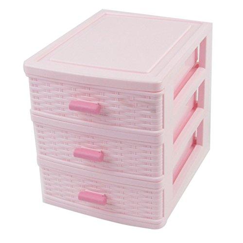 3 storage drawer organizer - 9
