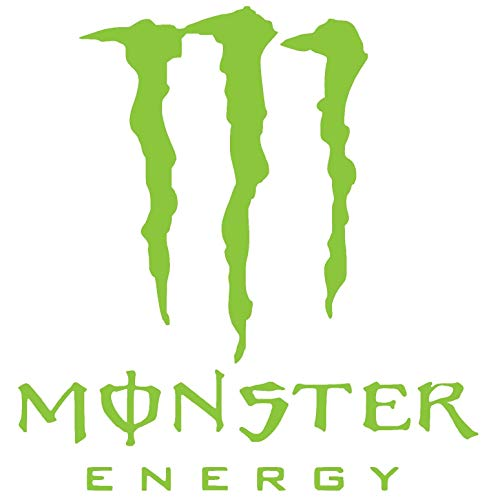 monster energy big sticker - 5