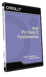 Avid Pro Tools 12 Fundamentals - Training DVD