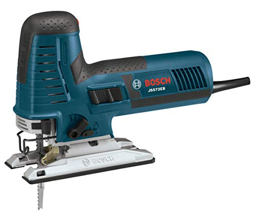 Bosch 7.2 Amp Barrel-Grip Jig Saw Kit JS572EBK