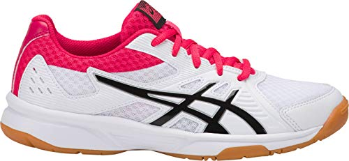ASICS Upcourt 3 Shoe Women's Volleyball White/Pink