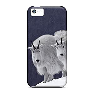 Diy For SamSung Galaxy S6 Case Cover Fashion Mountain Goats Case-DuKqAAs3835bttsZ