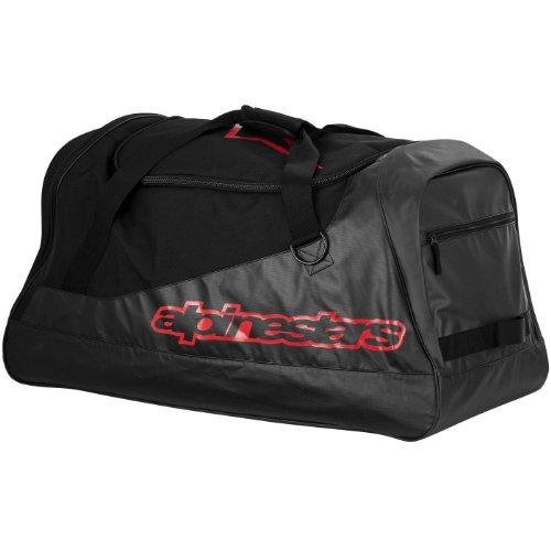 Alpinestars 140 Holdall Gear Bag 2014 Black Red by Alpinestars (Image #1)