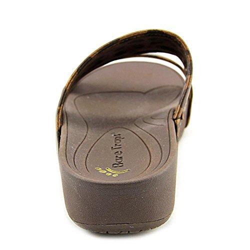 Baretraps Gemini Women Us 11 Brown Slides Sandal