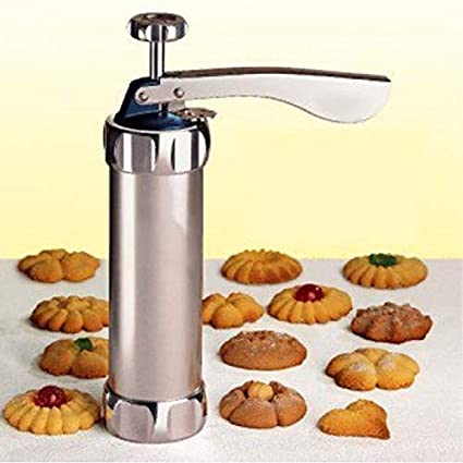 Buy Generic Cookie Press Machine Biscuit Maker Cake Making ...