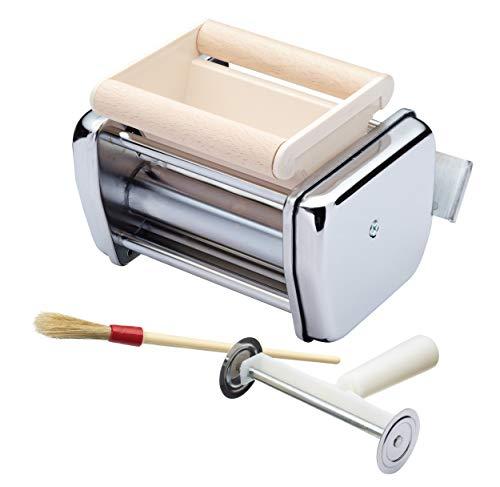 - Imperia Raviolimaker for Pasta Maker, 2-Ravioli Attachment