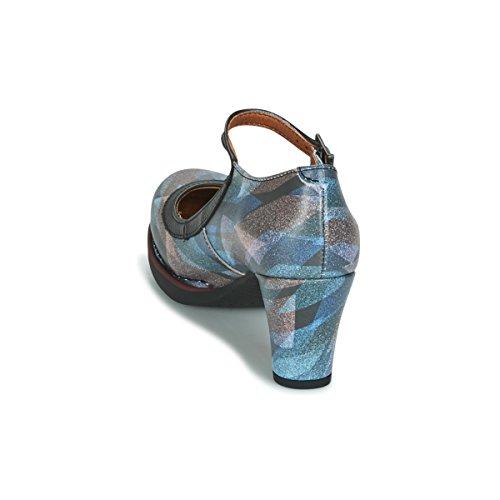 Azul ARLEKIN Azul Zapato Fantasy 1070F ART 67gOqYa
