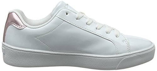 Ginnastica da Basse Ww001 Alex Donna Cut White Scarpe Champion Bianco Shoe Low YXw1qO