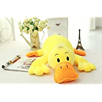 Chocozone 50cm Cute Duck Soft Toy Animal Shape Cushions for Kids Birthday Gift