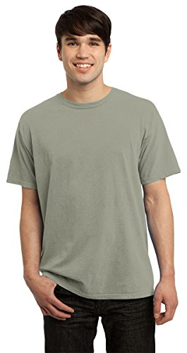 Port & Company - Pigment-Dyed Tee. PC099 Walnut (Pigment Mens)