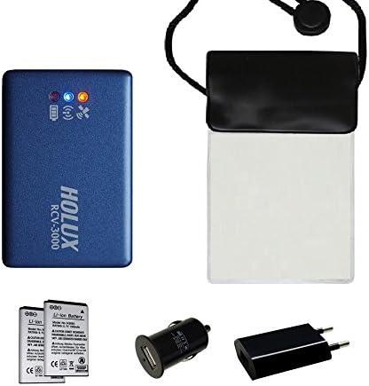 RCV-3000 Empfänger // Datenlogger Bluetooth GNSS GPS// GLONASS neue Version