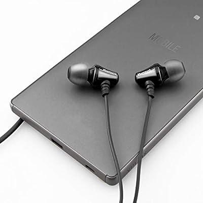 Brainwavz Jive Noise Isolating IEM Earphones With Remote & Microphone
