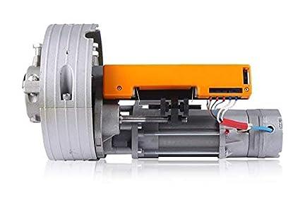 Motori X Serrande Avvolgibili.Dieffematic Motore Per Serranda Avvolgibile Saracinesca 180kg Asse
