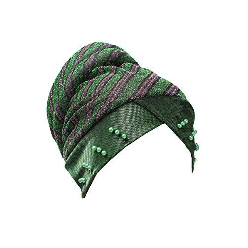 Femme Green Unique Bonnet Taille Acvip fwXqTx5