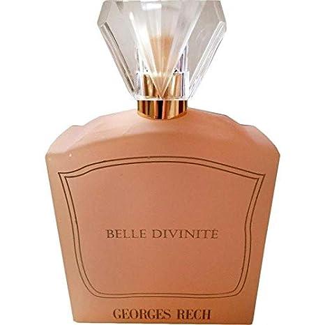 Belle Divinité Eau De Parfum Femme 100ml Georges Rech Amazonfr