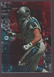 Kevin Greene 1998 Playoff Momentum Hobby Red Mint Sp Steelers Panthers $8