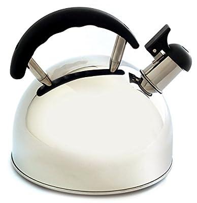 Norpro 2.6 Quart Whistling Teakettle, Stainless