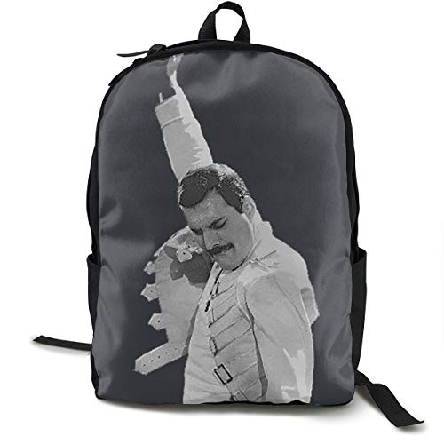 (Shahuishahuiewdf Freddie Mercury of Queen Live in Newcastle 1986 Stylish Classic Backpack)