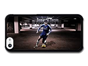 MMZ DIY PHONE CASEFernando Torres El Ni?o Yellow Ball Chelsea Football case for ipod touch 5