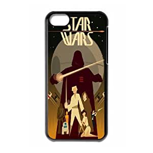[StephenRomo] For Iphone 5c -Movie Star Wars PHONE CASE 9