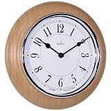 Acctim 24581 Newton Horloge murale (Bois clair)