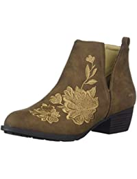 Women's Parker Embroidery Fashion Boot,
