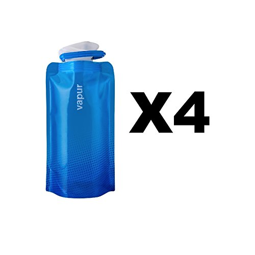 Vapur 0.5 Litres Anti-Bottle (blue) - 6