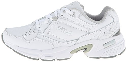 366c3ab3 Fila Women's Memory Comfort Trainer Slip Resistant Work Shoe ...