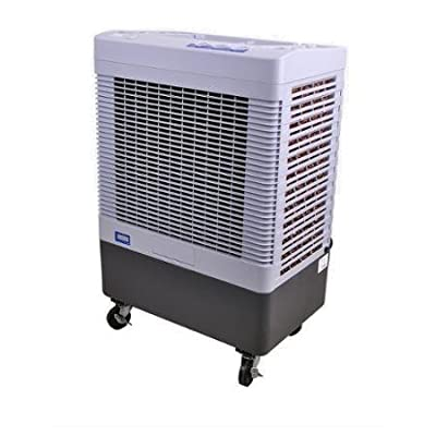 Hessaire 2,200 CFM 2-Speed Portable Evaporative Cooler by Hessaire