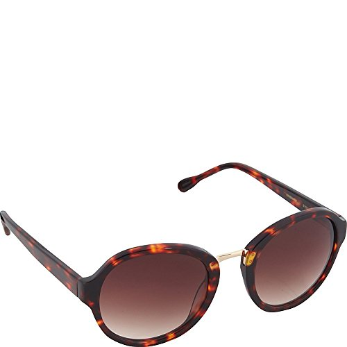 elie-tahari-womens-el228-hts-round-sunglasses-honey-tortoise-50-mm