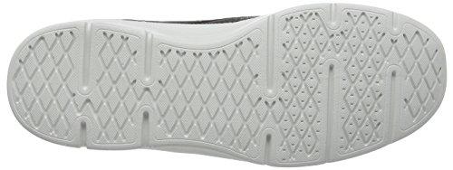 Unisex De Ginnastica Blanc Vans Nero Suiting da Blanc Basse 1 Scarpe Adulto ISO Black 5 qwwOX70B