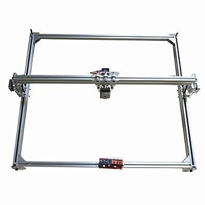 Laser Engraving Cutting Engraver 15W DIY CNC Laser Carver DIY Printer Machine 65x50cm Desktop