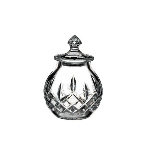 (Waterford Lismore Small Covered Jar)